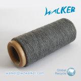 높은 강인 고품질은 면 털실, 새로운 디자인 노동 장갑 면 털실을 재생했다