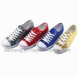 Вскользь обувь танцы с верхушкой Sequin для танцы (SNC-230041)