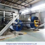 Planta de rendição de alta temperatura de alta pressão amigável do animal inoperante de Envirenmental