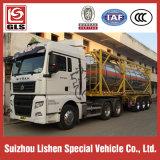 C7h Aanhangwagen van de Vrachtwagen van de Brandstof HOWO 50, 000L
