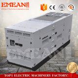 generatore diesel silenzioso di energia elettrica di 80kVA Weifang per uso domestico