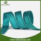 Großhandelssatin-Band-Bögen und Farbbänder mit gedruckt