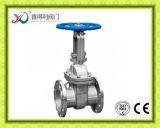 Запорная заслонка конца фланца Wcb литой стали фабрики Китая
