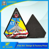 専門の農産物記念品(XF-PT01)のための軍PVCパッチ