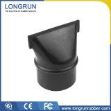 Kundenspezifisches industrielles geformtes NBR FKM EPDM Silikon-Gummigefäß