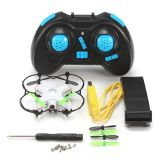 Mini WiFi Fpv d'Eachine E10wd avec le mode 2.4G 4CH 6-Axis RC Quadcopter Bnf/RTF d'altitude