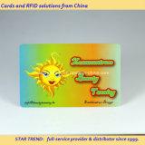 Vier Kleuren Plastic Magnetic Stripe Card als Kortingskaart