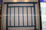 Balustrade en acier galvanisée décorative de haute qualité 34 de balcon d'alliage de Haohan Alluminum