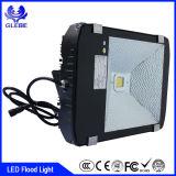 IP65 imperméabilisent le projet Using la lumière d'inondation à télécommande extérieure de DEL