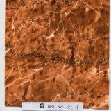Hydrografische Films van het Ontwerp van de Vorm van de bloem de Marmeren