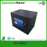 batería de 24V Litium-Ionen-Batterie 24V 60ah LiFePO4