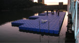 HDPE 댐 양어법 모듈 뜨 입방체