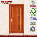 Mdf-hölzerne schnitzende Tür (GSP8-008)