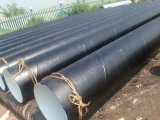 Tubo de aço anti corrosão para transmissão de fluidos de óleo