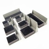 Коробка ювелирных изделий Jewellery бархата картона бумажная (J113-E)