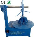 Pneumatico residuo Semi-Automatico che ricicla macchina, frantoio di gomma