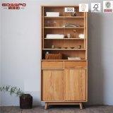 Armadio da cucina di legno resistente europeo dell'acqua di stile (GSP5-040)