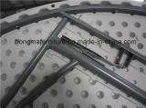 vector plegable plástico de los 6FT Hotsale Rounf para el asiento de 10 personas para el uso del restaurante