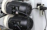 La precintadora Full-Automatic de borde con la función de la perforación lateral