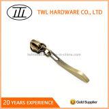 Tenditore Bronze della chiusura lampo del metallo del cursore dell'intestazione del metallo