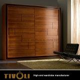 미닫이 문 Tivo-0054hw를 가진 가구 옷장 옷장