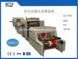 Máquina de carimbo quente de tela automática de alta qualidade