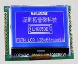 128X64 grafische LCD LCD van het Type van Radertje van de Vertoning Module (LM6059B)