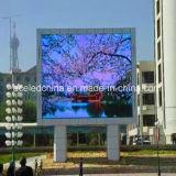 Grande tabellone per le affissioni di pubblicità P8 LED esterno Anzeige