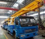판매를 위한 20m LHD Rhd 머리 위 운영 고장력 작동되는 트럭