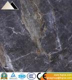 600*600フォーシャン(6B6054)からの高く磨かれた灰色の大理石の石造りの磁器の床タイル