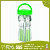 16 [بكس] [ستثب-مركت] بلاستيكيّة مقبض ثبت سكّين في [بفك] زجاجة