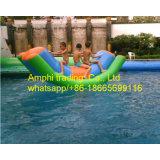 Movimento alternato gonfiabile dell'acqua/movimento alternato adulto/movimento alternato gonfiabile del campo da giuoco