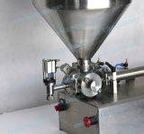 Máquina de llenado manual semiautomática de la boquilla para la crema / el ungüento / la goma (FLC-150S)
