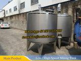 изолированный 1t бак топления бака топления смешивая (бак SS316L смешивая)