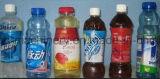 Botella caliente encoge automática de la manga máquina de etiquetado
