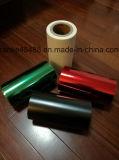 레이블을%s 색깔 애완 동물 필름 /Polyester 녹색, 파랗고, 노랗고, 까만, 백색 필름, 및 절연제 테이프