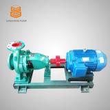 Pompe à eau électrique d'aspiration centrifuge horizontale de fin