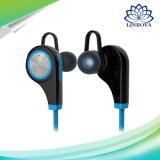 Auricular estéreo de Bluetooth del deporte del receptor de cabeza de Earbuds del en-Oído sin hilos para los teléfonos elegantes
