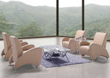 Silla de Barstool de los muebles del club del restaurante del hotel de lujo altos/sofá (HX-5CH055)
