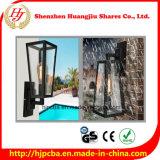 Lampada da parete impermeabile di vendita calda 2017 con la lampadina di Edision