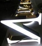 Signes extérieurs de Luminunce du Lit Gold-Plated imperméable à l'eau élevé DEL de l'acier inoxydable #304 en arrière