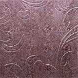 Aphrodite gravant Design&#160 en relief ; Tissu de rideaux en draperie