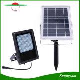 15W LED Solarangeschaltenes Panel-Flut-Licht-Nachtsolarfühler-im Freiengarten-Landschaftslicht des licht-3528 SMD 120 LED