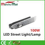 Lampada di via della garanzia 100watt LED di IP65 5years IP65
