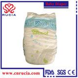 Tecidos não tecidos baratos macios do bebê da fábrica