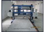 De lange Scherpe Machine van de Spons van het Polyurethaan van het Schuim van Bladen met Rolling