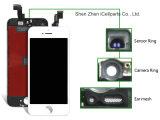 Lcd-Bildschirm für iPhone 6-AAA Qualitätsschwarzes