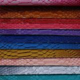 Выбитая кожа мешка PU змейки модная (YB020)