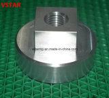 Часть CNC высокой точности высокого качества подвергая механической обработке путем филировать
