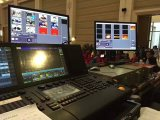 Light Controller Gran Ma Del mismo tamaño y etapa controlador DMX Luz